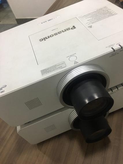 Projetor Panasonic Pt Ex 600