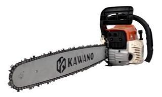 Motosierra 2 Tiempos Kawano Kw5200 52cc 22 Pulg