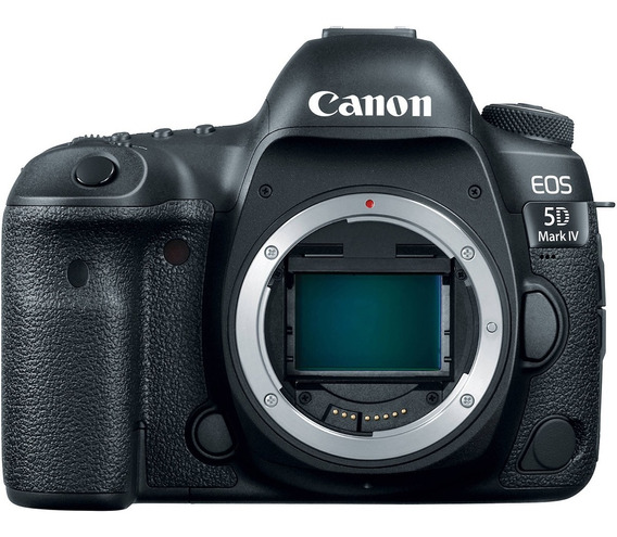 Canon Eos 5d Mark Iv Corpo - Nota Fiscal