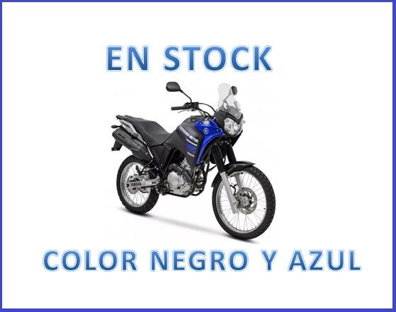Yamaha Tenere 250 Negra & Azul En Stock Motos Del Oeste