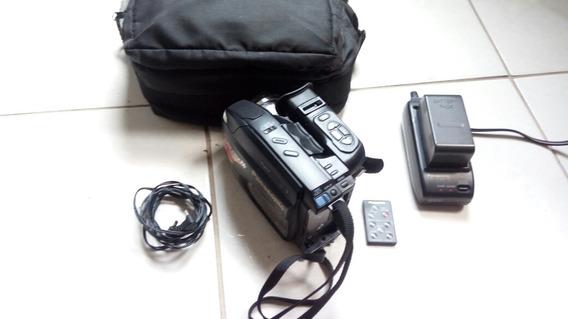 Filmadora Panasonic Rj28 Com Controle+bateria+carregador.