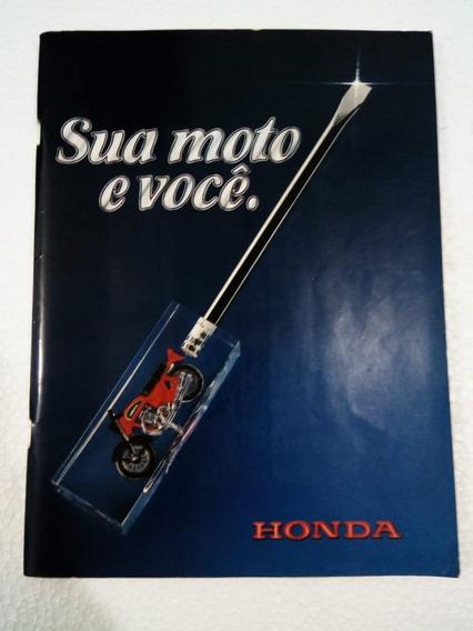 Manual De Serviços Moto Honda 1981 (ler)