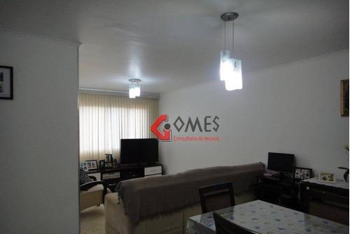 Apartamento Com 3 Dormitórios À Venda, 89 M² Por R$ 330.000,00 - Parque Terra Nova - São Bernardo Do Campo/sp - Ap1840