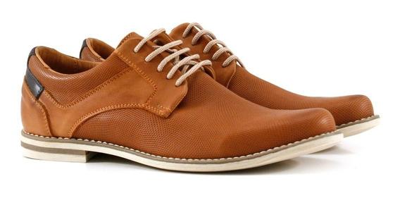 Zapatos De Vestir En Cuero Ardilla