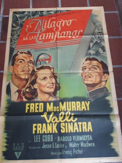 El Milagro De Las Campanas- Frank Sinatra - Alida Valli