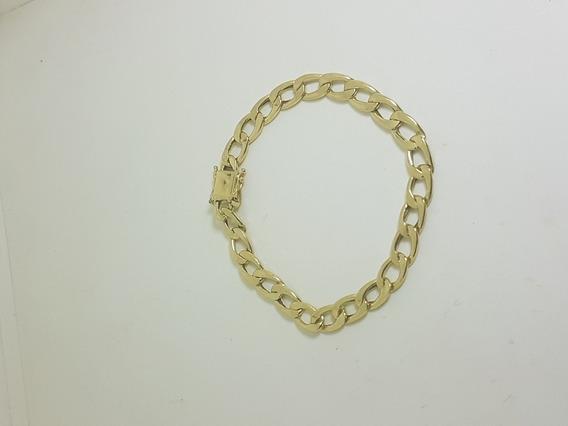 Pulseira Grumet Em Ouro 18k 10.1grs