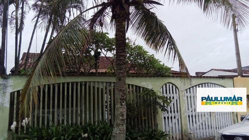 Casa Com 2 Dorms, Jussara, Mongaguá - R$ 350 Mil, Cod: 827368 - V827368