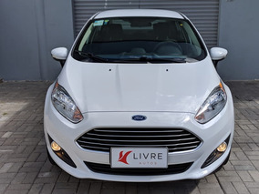 Ford New Fiesta 1.6 Sel Hatch 16v Flex 4p Manual 2017