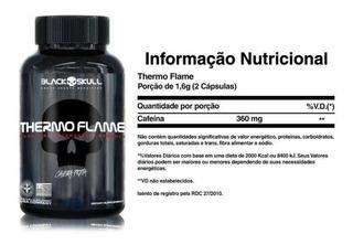 Thermo Flame + Waxy Mayze + 4x Albumina