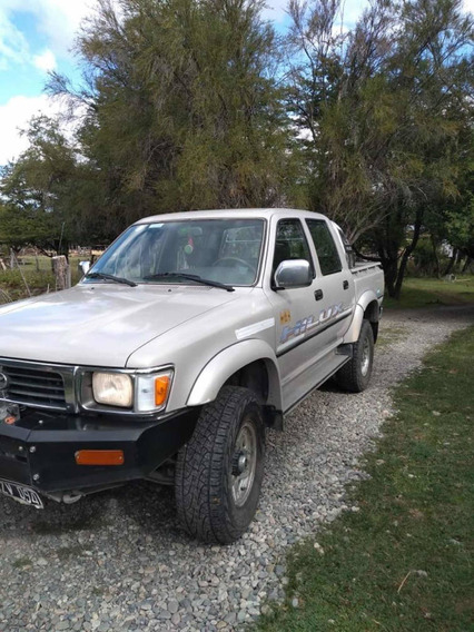 Toyota Hilux 2.8 D/cab 4x4 D Sport E/lim 1999