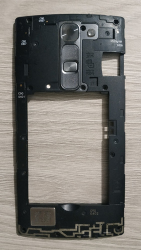 Repuesto Carcasa Inter. + Altavoz Celular LG Magna C90 H520g