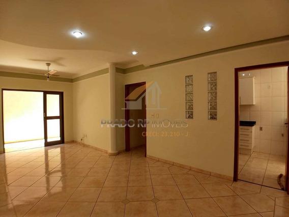 Apartamento Com 3 Dorms, Vila Tibério, Ribeirão Preto - R$ 290 Mil, Cod: 56288 - V56288