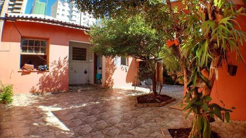 Casa Com 3 Dormitórios Para Alugar, 299 M² Por R$ 12.000,00 - Cambuí - Campinas/sp - Ca3898