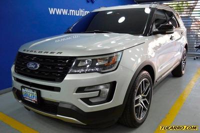 Ford Explorer Sport Automático - Multimarca