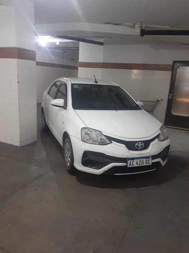 Toyota Etios 1.5 Sedan Xs 2018