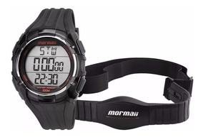 Relógio Mormaii Monitor Cardíaco Mo11558a/8r - Nfe