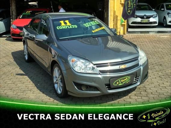 Chevrolet Vectra Sedan Elegance 2.0 2011 Cinza