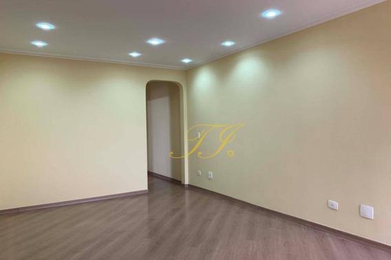 Apartamento Com 3 Dormitórios Para Alugar, 93 M² Por R$ 2.000,00/mês - Vila Moreira - Guarulhos/sp - Ap0164