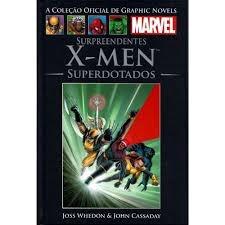X-men - Superdotados - A Coleção Oficial Joss Whedon - John