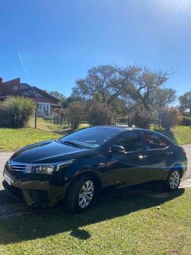 Toyota Corolla 2017 1.8 Xli Cvt 140cv - Único Dueño