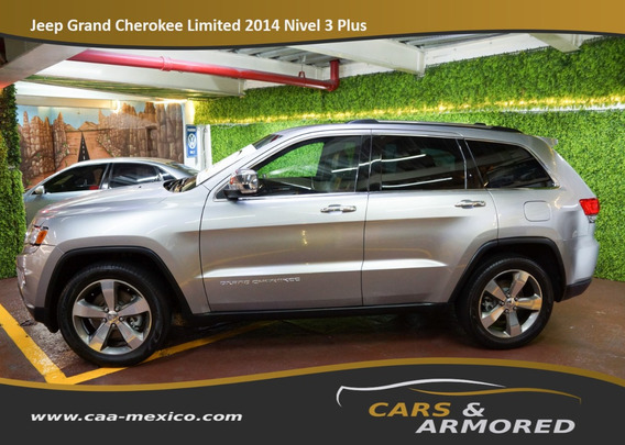 Grand Cherokee Limited 2014 Blindada
