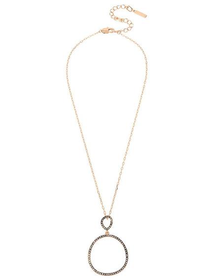 Collar En Oro Rosado Para Mujer Kenneth Cole Con Colgante