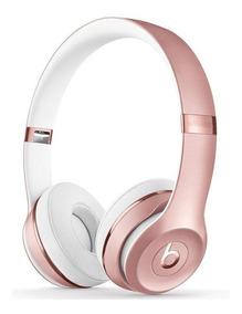 Fone De Ouvido Beats Solo3 Wireless, On Ear, Rose Gold