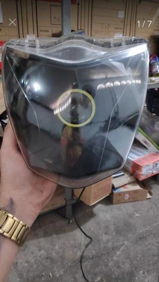 Farol Olho De Anjo Titan 160/150 Fan160/ 150/ Cara De Gato