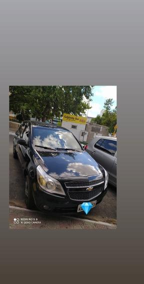 Chevrolet Agile 1.4 Ltz 5p 2010