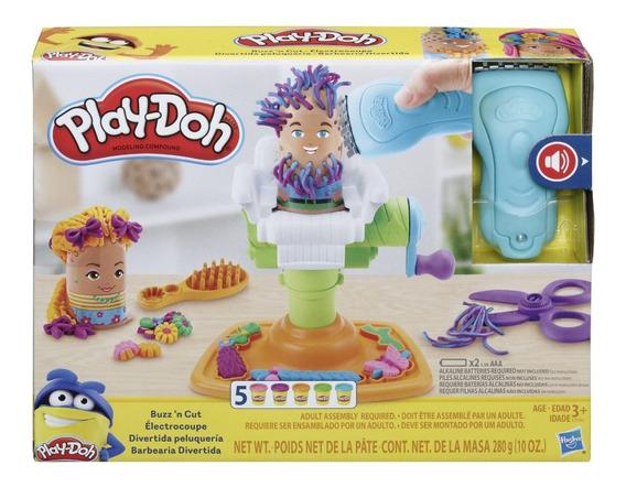 Play Doh Peluqueria Divertida - Hasbro
