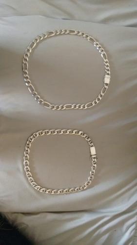 Cordões De Prata - 160 Gramas
