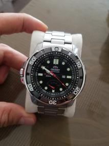 Reloj Orient M-force Diver Automatico Esfera Negra ...