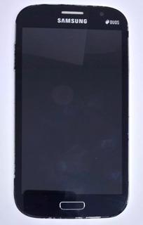 Samsung Gran Neo Duos I9063t Preto Com Avaria Sem Garantia