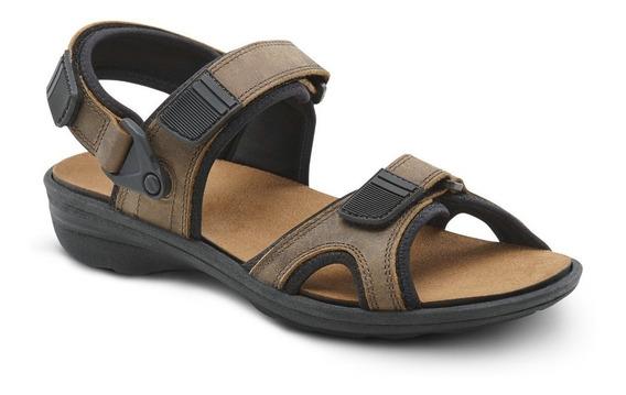 Sandalias Caballeros Dr Comfort - Talla 40