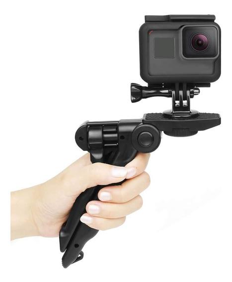 Mini Tripe Celular Estabilizador De Mão Câmeras Açao Dslr