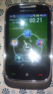 Celular Motorola Moto Go Tv Ex 440