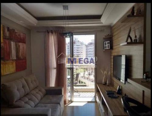 Apartamento Com 2 Dormitórios À Venda, 54 M² Por R$ 469.900,00 - Jardim Aurélia - Campinas/sp - Ap4694