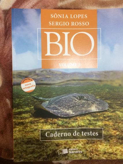 Caderno De Questões Biologia Sônia Lopes