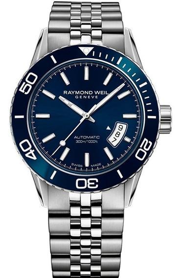 Nuevo! Reloj Raymond Weil Freelancer Original Rw2760st350001
