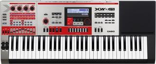 Teclado Piano Casio Xw-g1 61 Teclas Sensibles _s