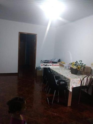 Casa Com 3 Dormitórios À Venda, 90 M² Por R$ 320.000,00 - Jardim Satélite - São José Dos Campos/sp - Ca2383