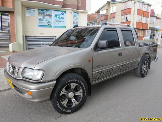 Chevrolet Luv Mt 2200cc 4x2