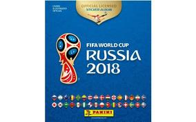 Album Copa 2018 - Completo