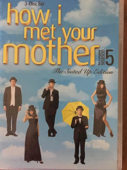 Himym How I Met Your Mother Serie T5 Como Conocí A Su Madre