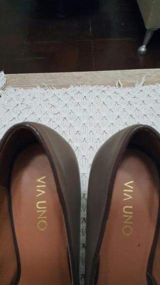 Stilettos Via Uno..como Nuevos!!