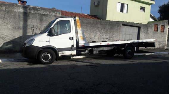 Iveco Daily 35s14 Guincho Plataforma 5,5mtrs