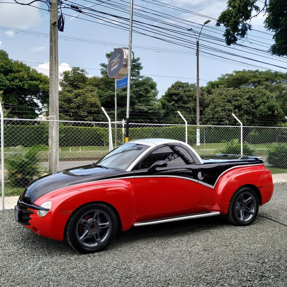 Chevrolet Ssr Convertible