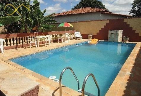 Chácara Com 4 Dormitórios À Venda, 1000 M² - Chácara Cruzeiro Do Sul - Santo Antônio De Posse/sp - Ch0058