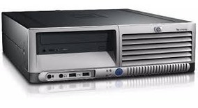 Cpu Desktop Hp Dc7600 Pentium 4/ 1gb Memória/ Hd 80gb