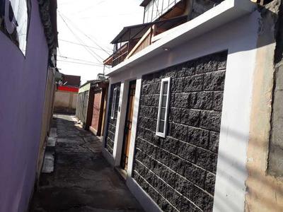 Casa 2 Dormitorio + 1 Baño Amobrada En Cocina Y Comedor
